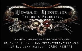 Demon & Merveille Aubenas