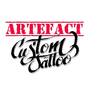 Artefact custom tattoo Saint Galmier