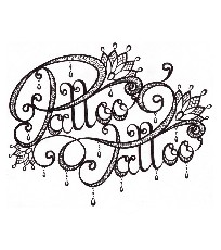 logo PATTOO' TATTOO