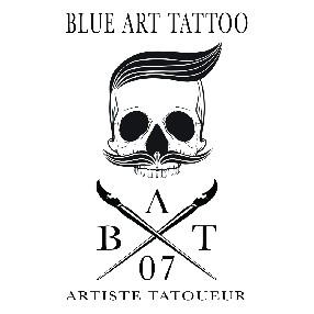 logo Blue Art Tattoo