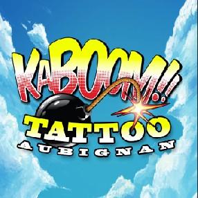 KABOOM TATTOO Aubignan