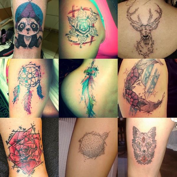 Joce tattoo Millau